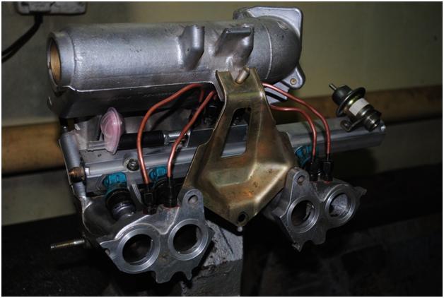 Фото №14 - как выглядит инжектор на ВАЗ 2110