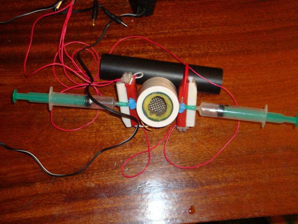 Фото ионизатора воздуха.